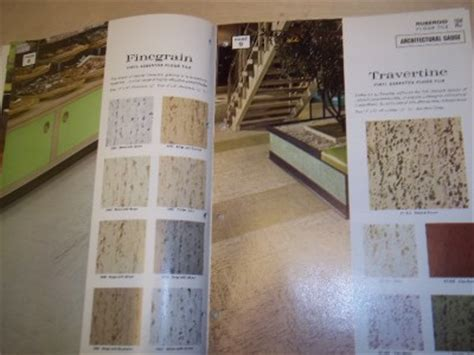 gaf ruberoid  catalogflooringvinyl asbestos tile