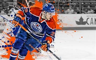 Hockey Leon Draisaitl Oilers Edmonton German Nhl