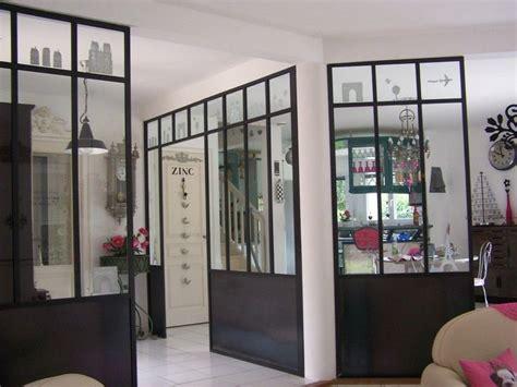 cloison vitree cuisine autre exemple de cloison vitr 233 e avec soubassement