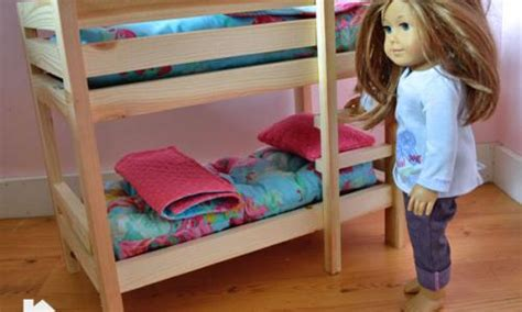 wood work american doll furniture plans easy diy