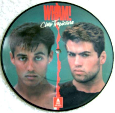 wham tropicana wham club tropicana terry s picture discs