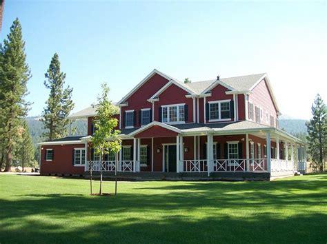 Prefab Modern Farmhouse Design  Iron Town Homes Modern