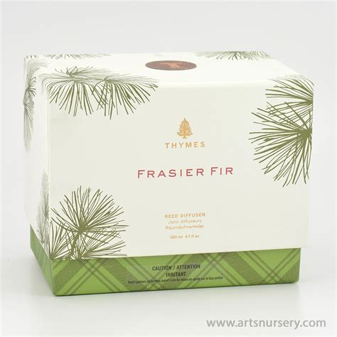 thymes frasier fir petit reed diffuser arts nursery