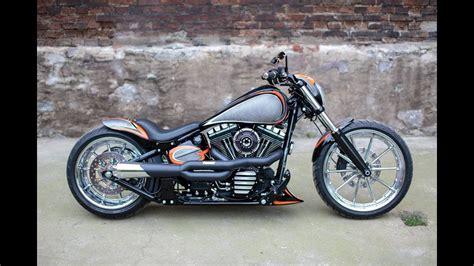 For Sale Harley Davidson Breakout Softail Custom ( Nine