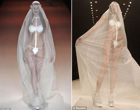 Inappropriate Wedding Dresses Facenfacts