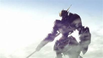 Gundam Iron Blooded Barbatos Orphans Cool Anime