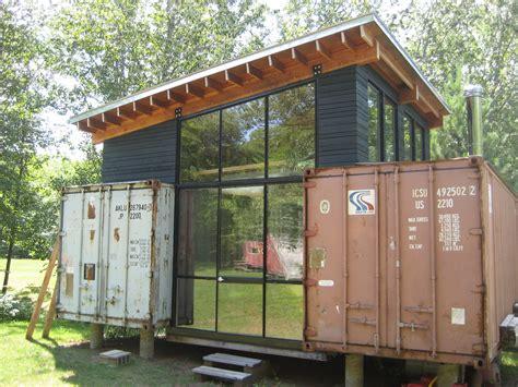 Alternative Housing Cargo Container Architecture