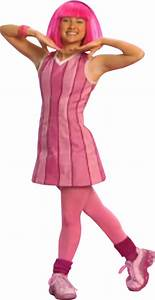 The gallery for --> Lazytown Bessie