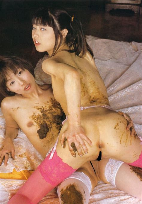 HQ Japanese lesbian and solo scat pictures with Anna ...