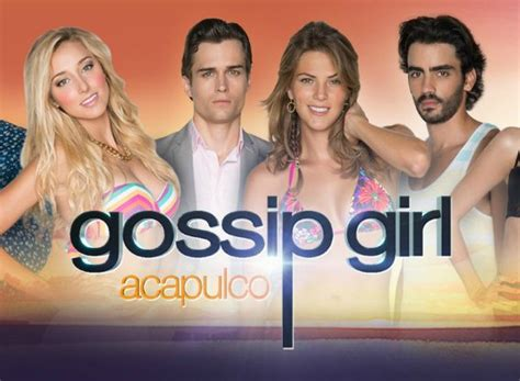 gossip girl acapulco tv show air  track episodes