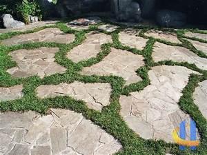 Naturstein Im Garten : terrassenplatten naturstein natursteinplatten ~ A.2002-acura-tl-radio.info Haus und Dekorationen