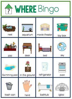 wh question bingo   autism helper teachers pay