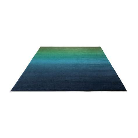 tapis moderne vert  bleu summer fun esprit home