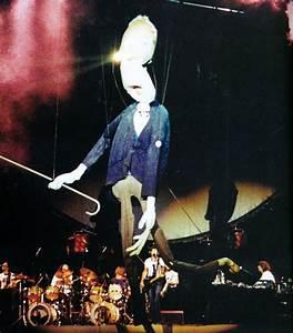 Pink Floyd The Wall Teacher Puppet