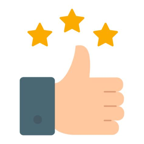 Free Review Like Icon, Symbol. Download in PNG, SVG format.