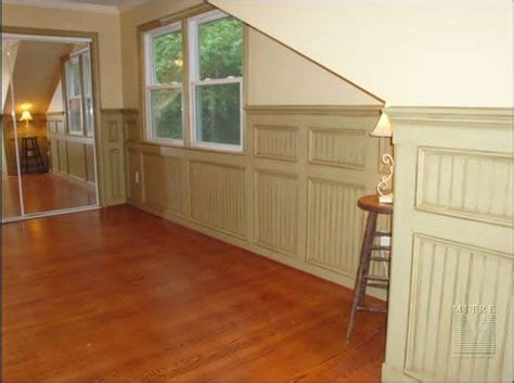 Beadboard Paneling Ideas : How To Install Beadboard Wainscoting
