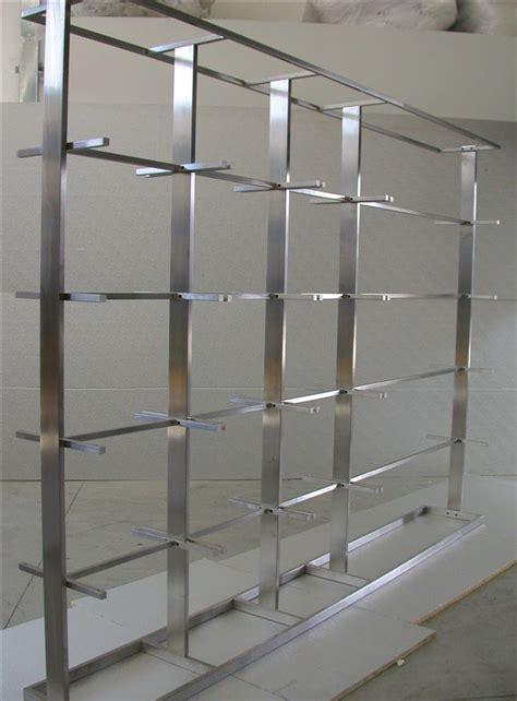librerie metallo librerie in metallo libreria design in acciaio cfm