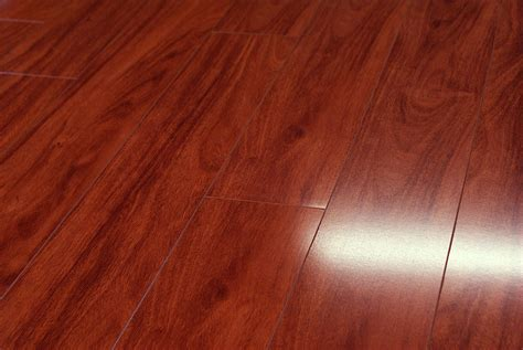 Parkay Gloss   Mahogany 12.3mm   Masters Building Products