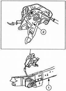1997 Ford Explorer Parking Brake Adjustment