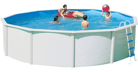 pool 350 x 120 nuovo pool deluxe rund 216 350 x 120 cm pools shop