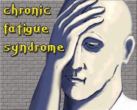 chronic fatigue syndrome  symptoms diagnosis
