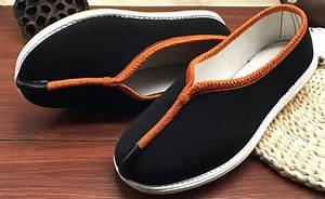 Autumn U0026winter Pure Manual Monk Shoes Shaolin Kung Fu