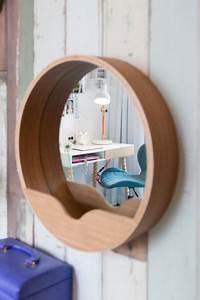 Decoration Murale Miroir : shopping d co le miroir roud wall cocon d co vie ~ Teatrodelosmanantiales.com Idées de Décoration