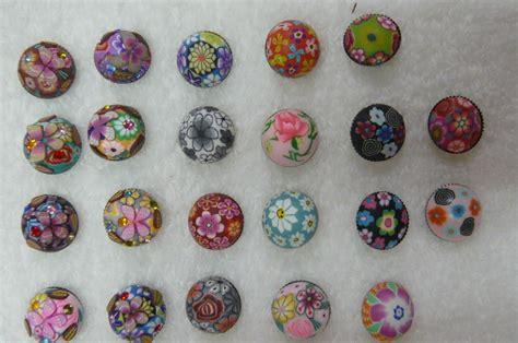 boutons bijoux p 226 te fimo strass au fil de flo tissus