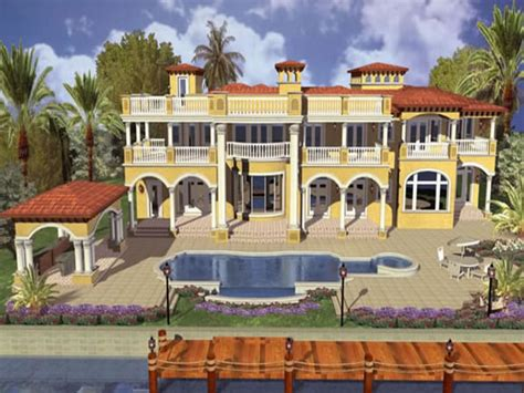 super luxury mediterranean house plans luxury mediterranean house plans  mediterranean house