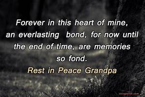 rest in peace g... Good Short Rip Quotes