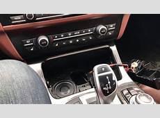 BMW F10 550i Electronic Shifter Neutral override YouTube