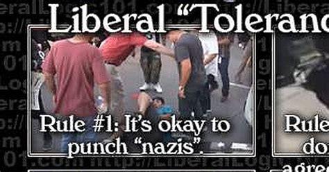 brutal  liberal tolerance