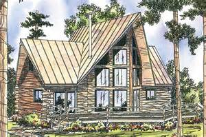Of Images A Frame Home Plans by A Frame House Plans Chinook 30 011 Associated Designs