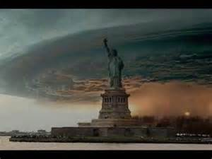 Statue of Liberty After Hurricane Sandy