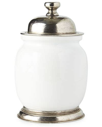 Kitchen Canisters Pewter by Kitchen Canisters Horchow