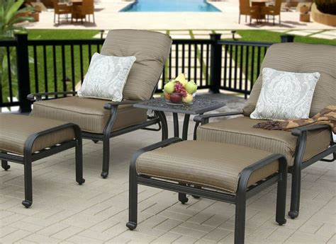 Outdoor Patio Seating by Cast Aluminum Patio Furniture Eli Outdoor Patio 5pc