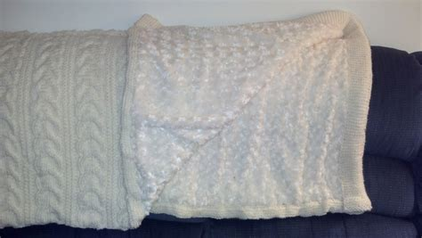 Pottery Barn Cable Knit Throw