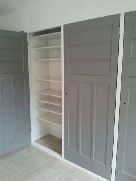 wandmeubels zelf maken kast van oude deuren bijkeuken pinterest oude deuren