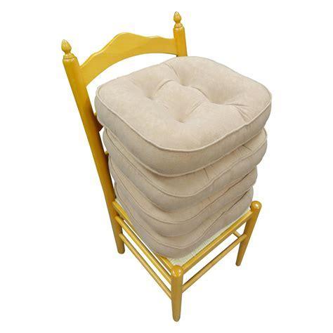 Kitchen chair cushions non slip     Kitchen ideas