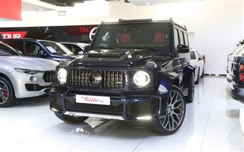 We have 23 cars for sale for g63 amg brabus, priced from aed 285,000. Mercedes-benz G63 //amg Brabus 2020 for Sale in Dubai, AED 1,190,000 , Blue,Sold
