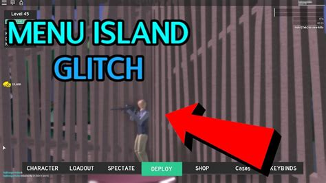 roblox strucid glitches working    menu island