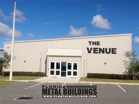 Metal Sheds Ocala Fl by Metal Building For Church Of The Springs Ocala Fl