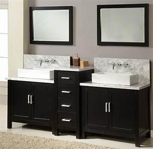 Double, Sink, Vanity, Designs, In, Gorgeous, Modern, Bathrooms