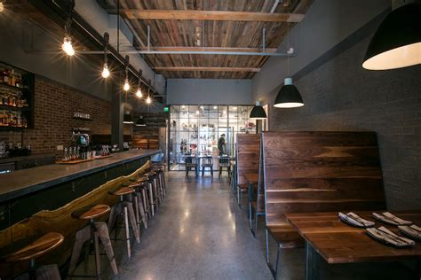 Block Butcher Bar Readies For Monday Opening  The City