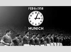 Munich Air Disaster football tributes Manchester United