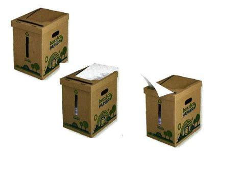 collecte de papier de bureau gratuit poubelle de tri a papier en
