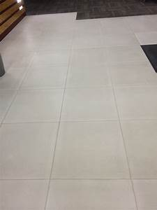 Cleaning white porcelain tiles at premises in aylesbury for How to clean white tile floors