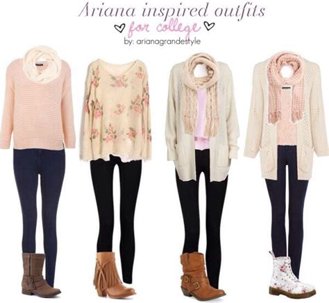Sweater ariana grande scarf jeans - Wheretoget