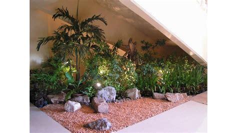 pequeno jardin interior youtube