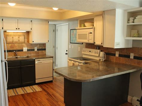 In Kitchen Countertops by Diy Concrete Kitchen Countertops A Step By Step Tutorial